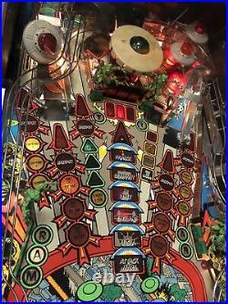 Attack From Mars Pinball Machine Bally