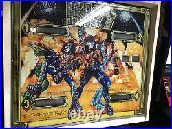 Bally 1979 KISS Pinball Machine Free shipping