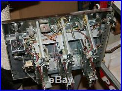 Bally 1980 Nitro Ground Shaker pinball machine
