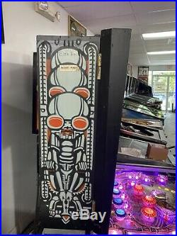 Bally 1980 Space Invaders Gorgeous Leds Upgraded Must See