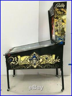 Bally Black Rose pinball machine