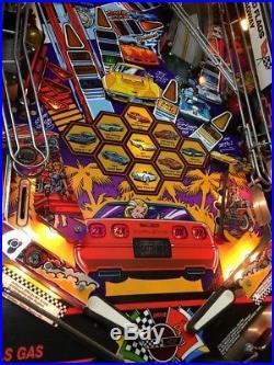 Bally CORVETTE arcade pinball machine