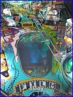 Bally Creature From The Black Lagoon Pinball Machine 1992 Restored-upgrades-wow