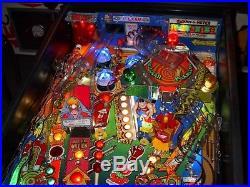 Bally DR. DUDE Retro Classic Arcade Pinball Machine