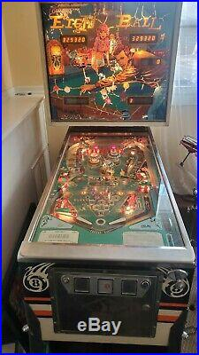 Bally Eight Ball Pinball Machine 1977