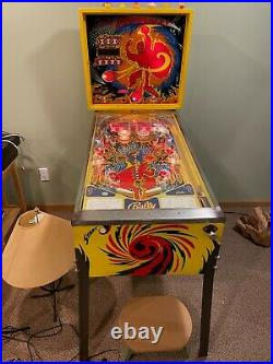 Bally Fireball Home Edition Pinball 1976
