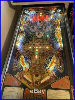 Bally KISS Pinball Machine