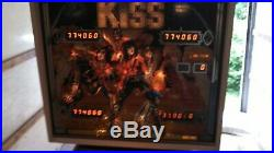Bally Kiss Machine (german Version Super Rare)