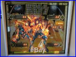 Bally Kiss Pinball Machine In Great Condition