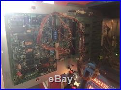 Bally Mr and Mrs Pacman Pinball Machine Alltek Board Pac Man Arcade Coin Op