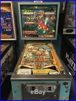 Bally Nip-It Pinball