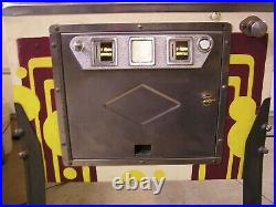 Bally Old Chicago 4 player EM Pinball Machine 1976 Shipping Available