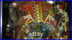 Bally Scared Stiff Pinball Machine