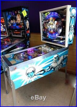 Bally Silver Ball Pinball Machine