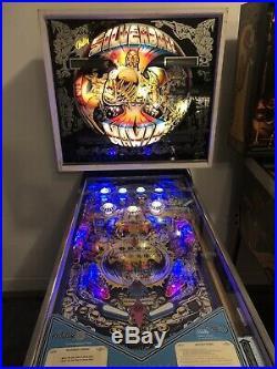 Bally Silverball Mania Pinball