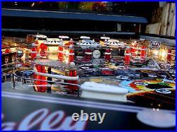 Bally Space Invaders Pinball Machine Professionally Refurbished