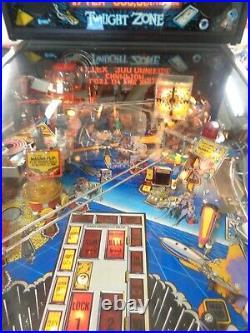 Bally Twilight Zone Pinball Machine 1993