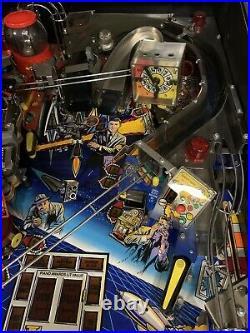 Bally Twilight Zone Pinball Machine Beautiful Condition