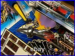 Bally Twilight Zone Pinball Machine Rare 3rd Magnet Version in Great Condition