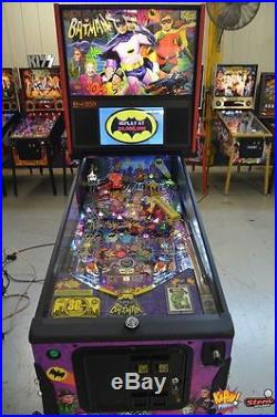 Batman 66 Premium Pinball Machine