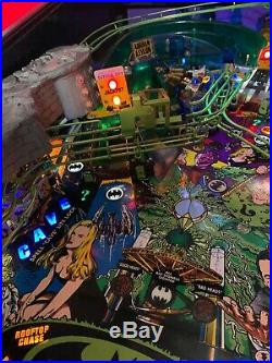 Batman Forever Pinball Machine RARE