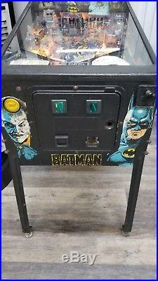 Batman Pinball By Data East