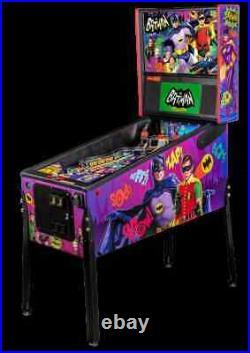 Batman Premium Pinball by Stern- DISPLAY- -Free Shipping