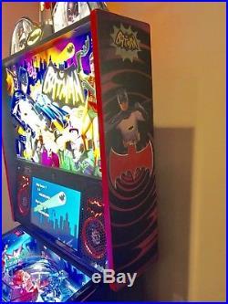 Batman Super LE Pinball Machine