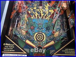 Big Guns Pinball Machine by Williams-FREE SHIPPING