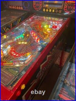 Black Knight 2000 Pinball High End Restoration