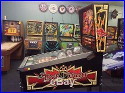 Black Knight 2000 Pinball Machine by Williams-FREE SHIPPING
