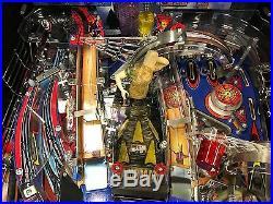 Black Spider Man Special Edition pinball machine stern HUO