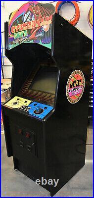 CYBERBALL 2072 ARCADE MACHINE by ATARI (Excellent Condition) RARE