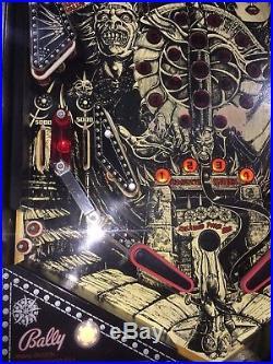 Centaur By Bally 1981 Original Pinball Machine Coin Op Arcade