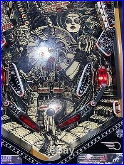 Centaur pinball Machine By Bally 1981 Original Coin Op Free Ship