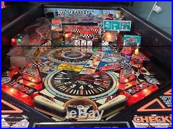 Checkpoint Pinball Machine by Data East-FREE SHIPPING