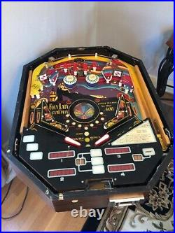Cocktail Table Pinball FOXY LADY by Game Plan