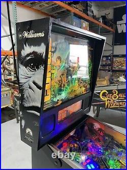 Congo Pinball Machine Williams Arcade LEDs Free Ship