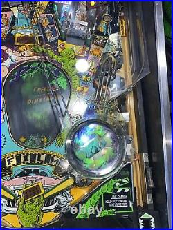 Creature From The Black Lagoon Pinball Machine Bally Mike D Hologram Mods LEDs