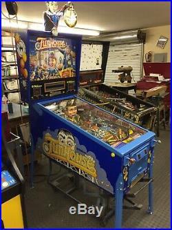 Custom Restored Williams Funhouse Pinball Machine