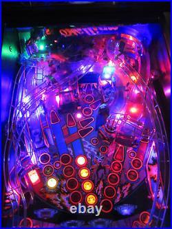 DEMOLITION MAN Complete LED Lighting Kit custom SUPER BRIGHT PINBALL LED KIT