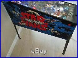 Data East STAR WARS Pinball Machine