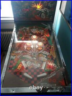 Demolition Derby Pinball Machine