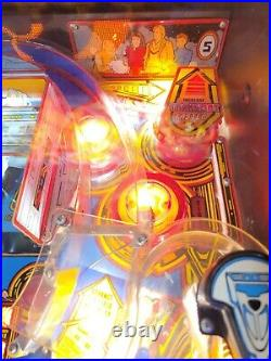 Doctor Who Pinball Machine complete fully working refurbished (Bally, 1992)