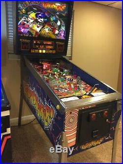 Earthshaker Pinball Machine Williams