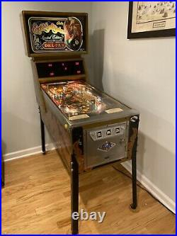 Eight ball Deluxe Limited Edition Pinball