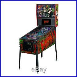 Elvira's House of Horrors Premium Pinball with Shaker