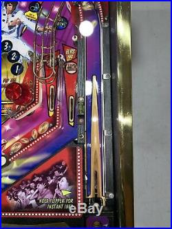 Elvis Gold Limited Edition Pinball Machine By Stern Free Shipping New Old Stock