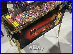 Elvis Gold Limited Edition Pinball Machine Stern 1 Of 500 Free Shipping