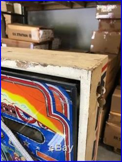 Evel Knievel Pinball Machine